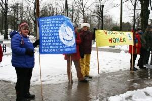 Idle No More Demo